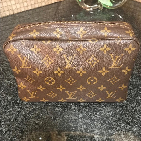 d75f87ccd30 Louis Vuitton Handbags - Louis Vuitton Pre-loved Cosmetic Pouch